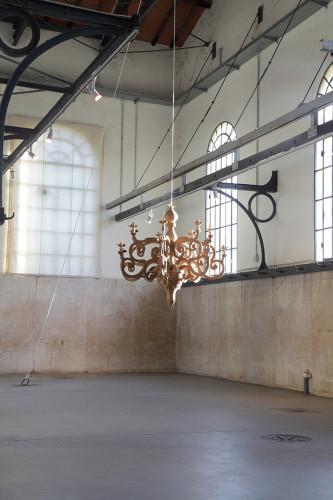 chandelier in padua